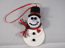 tealight snowman ornament with yoyomax12