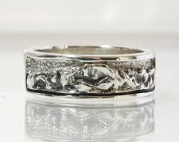 colorado wedding band etsy your place to buy and sell all things handmade