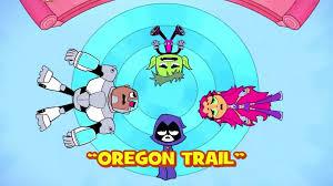 oregon trail teen titans wiki fandom powered wikia