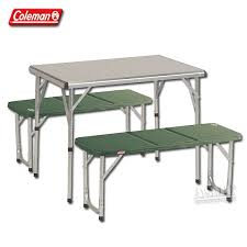 Mini Folding Table Coleman Camping Table With Benches Folding Tables