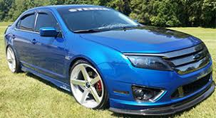 2010 ford fusion custom ford fusion performance parts accessories steeda autosports