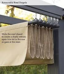 Awnings For Decks Ideas Diy Awning Diy Retractable Awning This Would Just Be Hung On An