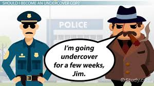 how to become an undercover cop step by step career guide