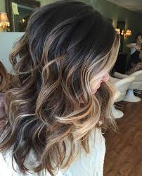 hombre style hair color for 46 year old women 46 best chunky highlights curly hair images on pinterest hair