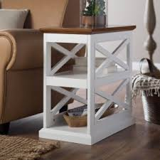 Farmhouse Side Table Farmhouse Cottage Style End Tables And Side Tables Hayneedle