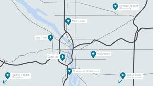 Map Of Los Angeles Airports Locations Blue Star Donuts