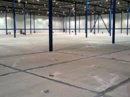 Concrete Floor Repair Repair Joints Concrete Floor