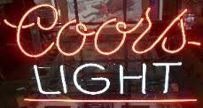 coors light bar sign weird stuff antiques kansas city weird stuff signs