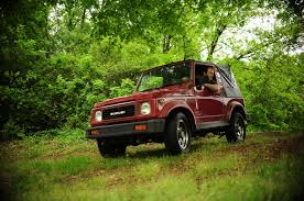 samurai jeep for sale collectible classic 1986 1995 suzuki samurai automobile magazine