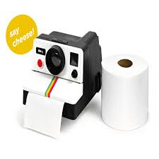 Decorative Toilet Paper Online Shop High Quality Retro Camera Shaped Roll Tissue Box