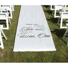 aisle runners for weddings wedding aisle runners