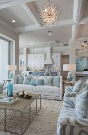 light blue u0026 white home decor with different patterns and textures