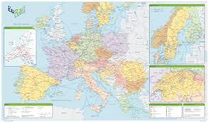Amsterdam Map Europe by Eurail Map Europe Railway Map European Railroad Map Eurail Com