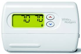 white rodgers thermostats sears