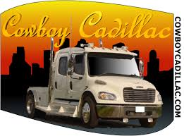 cadillac truck cowboy cadillac foundation call 817 710 5209 we support the pets
