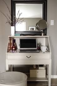 Ikea Desk Hemnes Diy Repurposed Ikea Desk Personally Andrea Diy Repurposed Ikea Desk