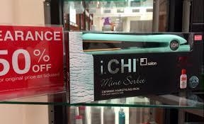 black friday chi straightener jcpenney salon chi flat iron deal free chi serum dapper deals