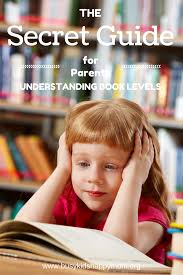 girls parents guide secret guide to understanding book levels for parents