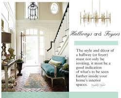 Decorating The Entrance To Your Home Simple Interior Concepts How To Style An Entrance Hallway Foyer