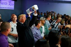 Paper Throwing Meme - trump s paper towel toss in puerto rico becomes an instant meme