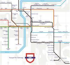 Cu Boulder Map Check Out Cambridge U0027s Brand New Underground Tech Map University