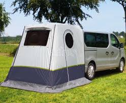 Motor Caravan Awnings Heckzelt Trapez Trafic Ohne Gestänge 93796 Rear Tents For