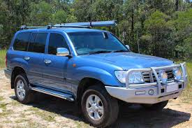 land cruiser lifted toyota landcruiser 100 series wagon blue 64771 superior customer