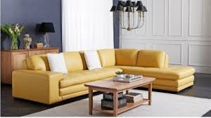 Living Room Furniture Australia 3 Seater Leather Sofa With Chaise Lounges Living Room
