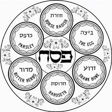 pesach seder plate ruth s sts passover rubber sts