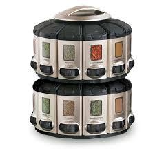 amazon com kitchen art 57010 select a spice auto measure carousel