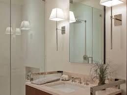 Wall Sconces For Bathrooms Bathroom Sconces For Bathroom 26 Small Plant Decor Beside Wash