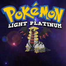 Pokemon Light Platinum Ds Rom Play Pokemon Light Platinum On Gba Emulator Online