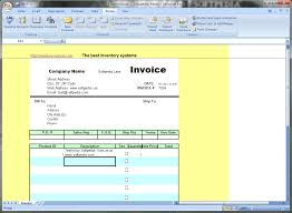 Free Excel Invoice Templates Free Excel Invoice Template