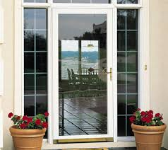 storm door with screen and glass windowrama larson storm u0026 screen doors