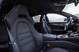 porsche panamera interior 2015 2017 porsche panamera 4s first drive review automobile magazine