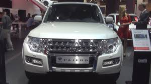mitsubishi diamond mitsubishi pajero 3 2 di d top at diamond edition 2016 exterior