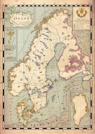 Scandinavia Map Map Of The Scandinavian Empire By Regicollis On Deviantart