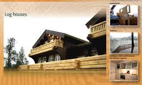 wood houses log house technology baltic wood houses