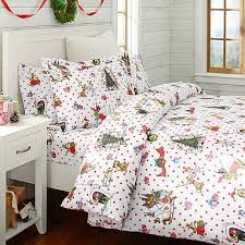 Duvet Dictionary The Grinch Flannel Duvet Cover Sham Christmas Time Pinterest