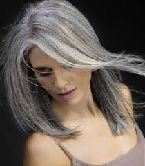 how to color hair to blend in gray image result for professional hair coloring to gray hair