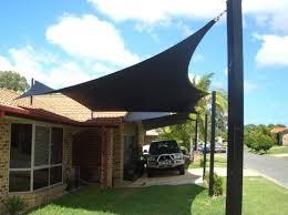 tettoie per auto easyshade vela ombreggiante 180gr a 4 lembi maanta