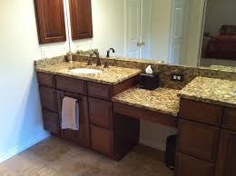Tile Bathroom Countertop Ideas Colors Best 25 Granite Bathroom Ideas On Pinterest Double Sinks