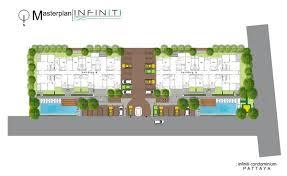 Infinity Condo Floor Plans Infiniti Condo New Developing Project In East Pattaya Pattaya