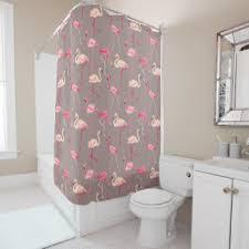 Flamingo Shower Curtains Flamingo Shower Curtains Zazzle