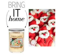 bring it home christmas cookie candle