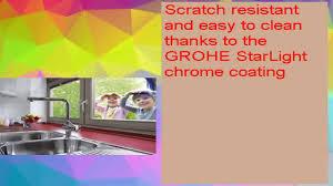 grohe minta kitchen faucet grohe minta kitchen faucet grohe grohe minta touch wins reddot