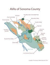 Sonoma State Map by Swe Wine Map 2015 U2013 Us California Sonoma U2013 Wine Wit And Wisdom