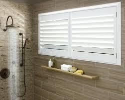 bathroom window treatments ideas top bathroom window treatments for privacy hgtv in blinds ideas