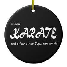funny karate ornaments u0026 keepsake ornaments zazzle