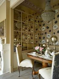 Luxury Dining Room Houzz - Luxury dining rooms